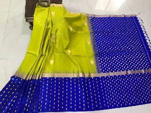 Gadwal Silk Sarees With Butis