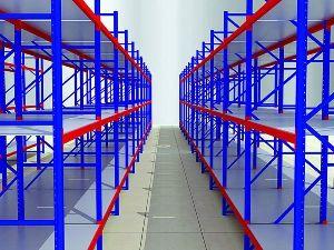 Longspan Shelving Systems