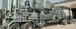 twin pump cementing