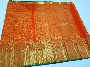 Kanchipuram Bridal Pure Silk Sarees