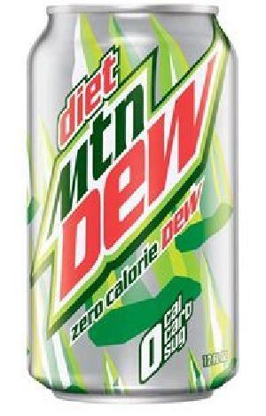 Mountain Dew Diet