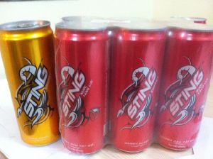 Sting Gold Energy Drink