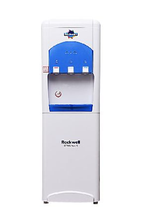 Rockwell Three Taps Hot Water Dispenser