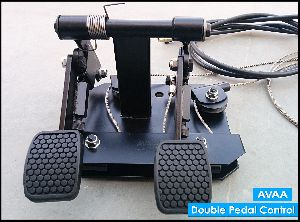 Dual Controls Pedal For Truck