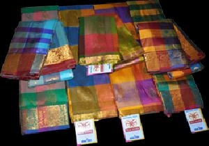 1 Gram Gold Jari Heavy Traditional Sarees