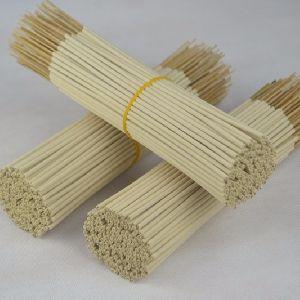 Aaa Grade White Raw Agarbatti 8 9 Unscented Incense Sticks