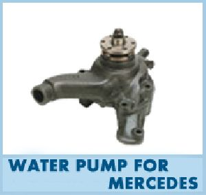 Water Pump For Mercedes