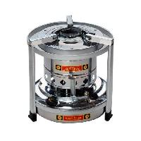 Stainless Steel Wick Stove