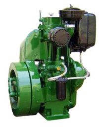 Air Cooled Diesel Engines Petter Type