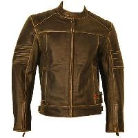 Industrial Leather Jacket