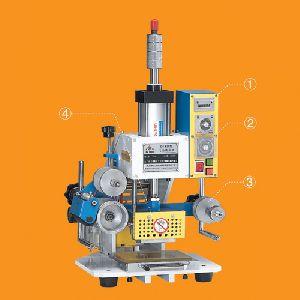 Pneumatic Logo Stamping Machine