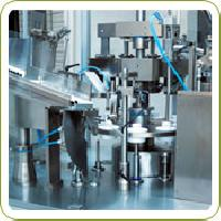 Automated High Speed Filling Machine