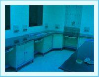 Laboratory Instrumentation Table