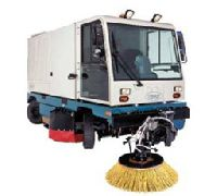 Large area sweeper