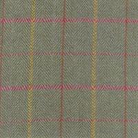 Woolen Herringbone Fabric