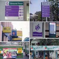 Advertising Sign Boards
