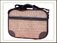 Jute Soft Luggage Bag