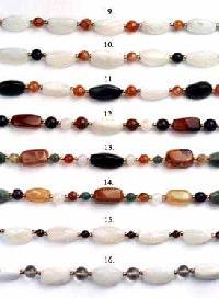 Semi Precious Gemstone Beads Strings