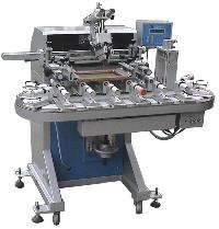 semi-automatic screen printing machines