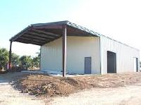 Metal Building Canopies
