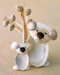 Sea Shells Crafts