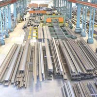 Fabricated Hot Rolled Section