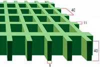 Moulded Type Frp Gratings