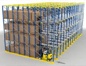 Drive-in Type Storage Systems
