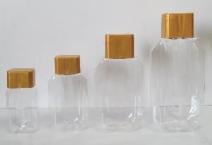 Almond Oil Bottles