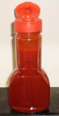 Pet Sauce Bottle  200 Ml