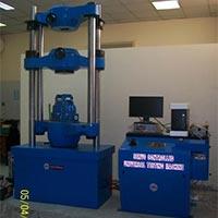 Servo Control Universal Tensile Testing Machine