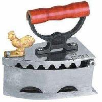 Charcoal Iron Press