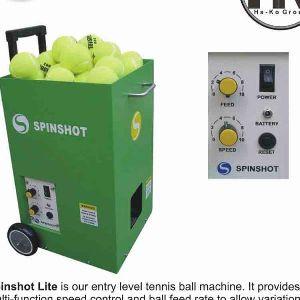Basic Tennis Ball Machine