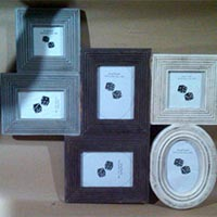 Wooden Multi Photo Frames