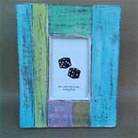 Wooden Single Photo Frames