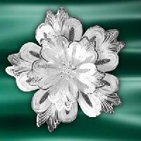 Silver Brooch- Gesb-01