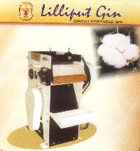 Laboratory Cotton Ginning Machine