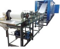 Fully Automatic Delux Papad Making Machines with Papad Dryer