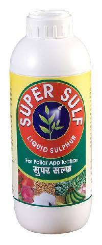 Super Sulf Liquid Sulphur
