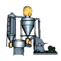 Automatic Suction Pulverizer Machines