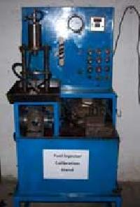 Fuel Injector Calibration Bench