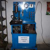 Injector Test Bench
