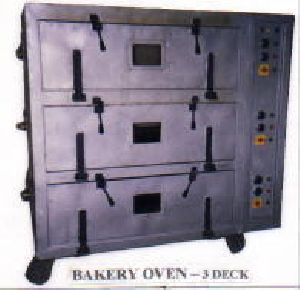 Bakery And Hotel Ovens