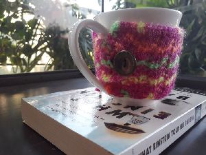 Cup Cozy Crochet Pattern