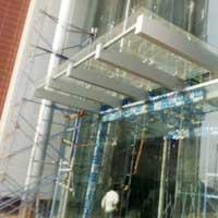 Mall Canopy
