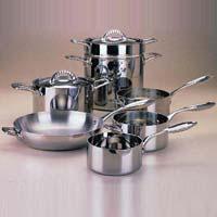 Stainless Steel Cooking Utensils