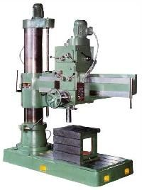 Geared Radial Drill Machine