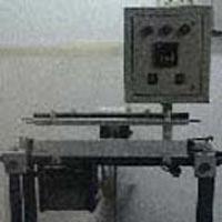 Single Jaw Low Pressure Impulse Sealing Machine