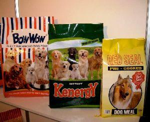 Chickpeas Packaging Bags