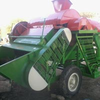 Mini Combine Self Feeder Thresher